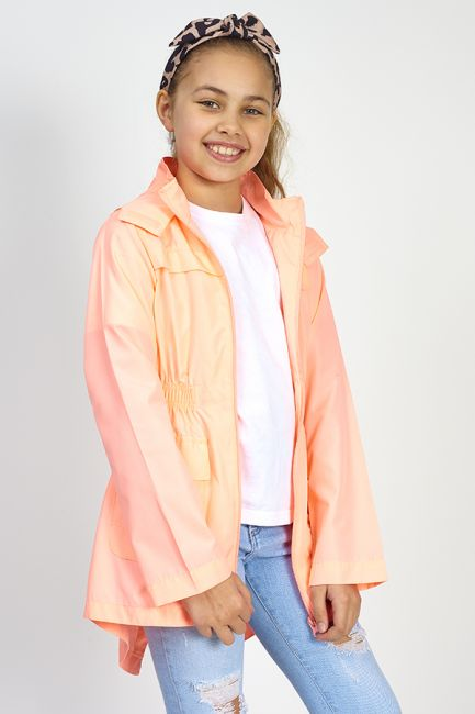 Kids Mac Rain Coat