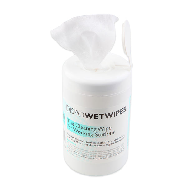Cleaning wipe
