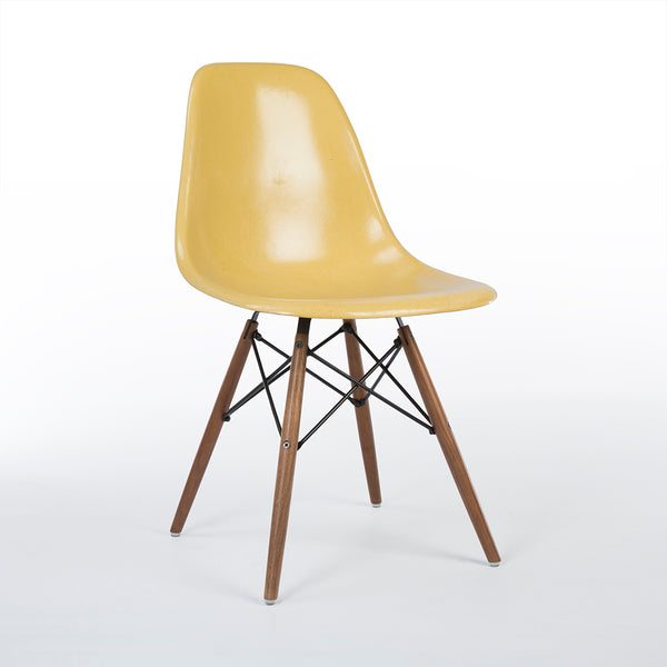 Original Eames DSW Side Shell Chair