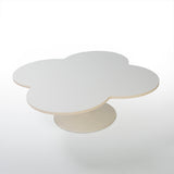 Top angled view of Kho Liang Le 825 Flower coffee table