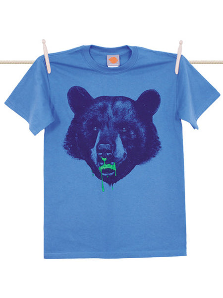 Grizzly Blue
