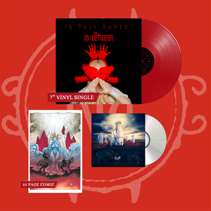 "Mother Album + 7"" Single + Comic Book"