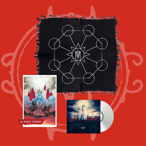 Mother Album + Ceremony Circle Crystal Mat + Comic Book