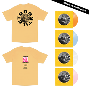 Time & Space (Vinyl + T-Shirt Bundle)