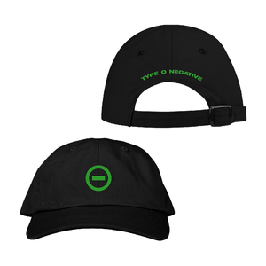 Type O Logo Dad Hat