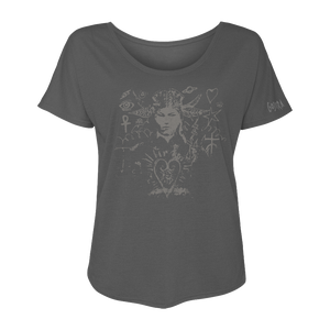 Sketch Warrior Women's T-Shirt