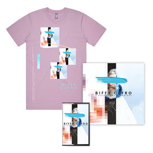 A Celebration of Endings Collector's Edition + Cassette + Exclusive T-Shirt