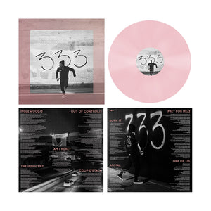 STRENGTH IN NUMB333RS (Pink Vinyl + Poster Pack)