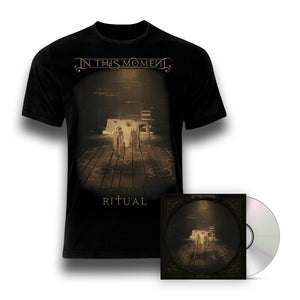 Ritual CD + T-Shirt Limited Signed Card