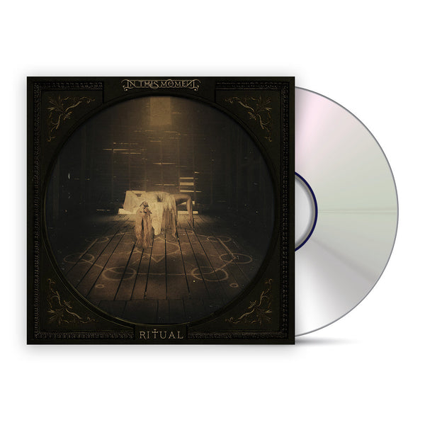 Ritual Cd Limited Signed Card Maniacs Store