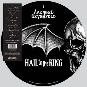 Hail To The King (Picture Disc Vinyl)