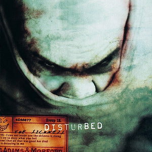 The Sickness (CD)