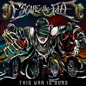 This War Is Ours (CD)