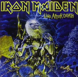 Live After Death (2LP)