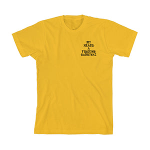 Carnival T-shirt Yellow