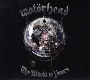 The World Is Ours (CD) | Motorhead