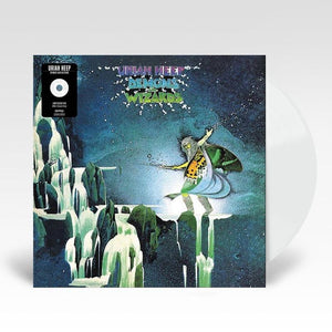 Demons & Wizards (White Vinyl)