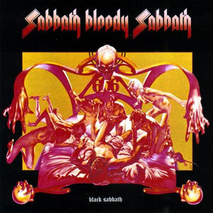 Sabbath Bloody Sabbath (Yellow Vinyl)