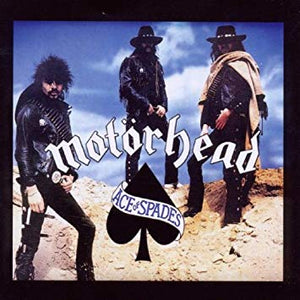 Aces of Spades (CD) | Motorhead
