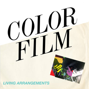 Living Arrangements (LP – black vinyl in gatefold sleeve)