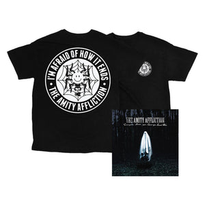 Everyone Loves You… Once You Leave Them (CD/T-Shirt Bundle)