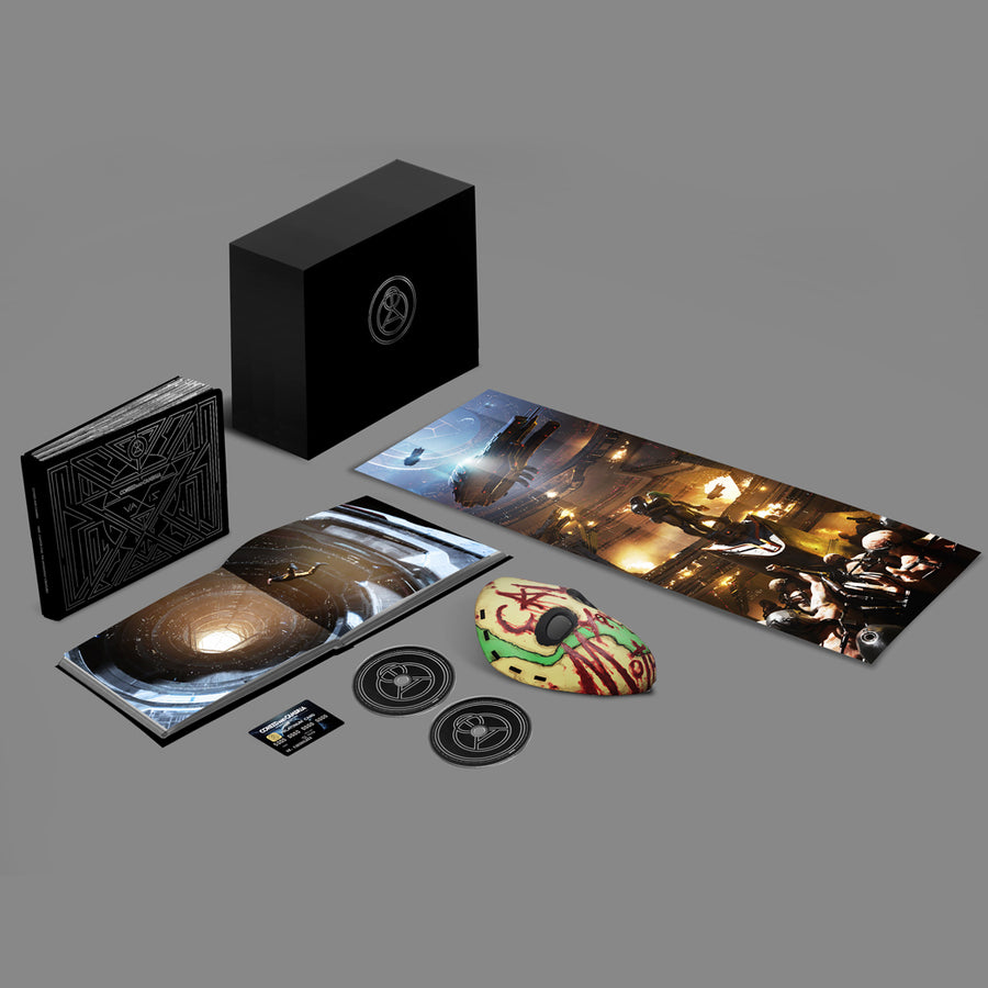 VAXIS – ACT I: THE UNHEAVENLY CREATURES LIMITED EDITION Deluxe Box Set