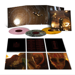 VAXIS – ACT I: THE UNHEAVENLY COLORWAY - LIMITED WEB EXCLUSIVE 3-LP SET + DIGITAL BUNDLE