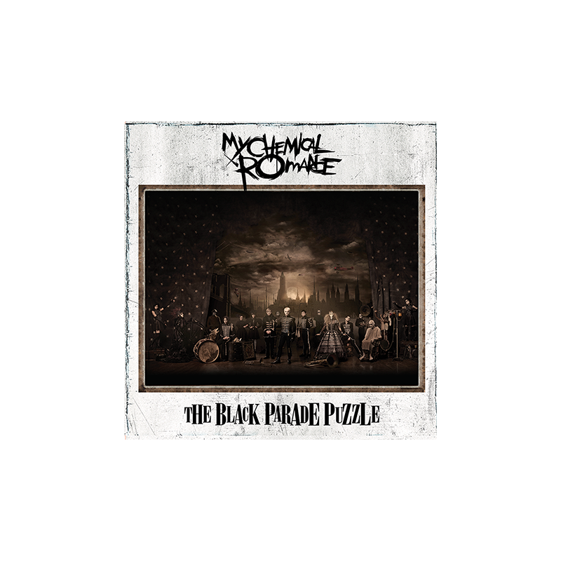 The Black Parade Cast Photo Puzzle