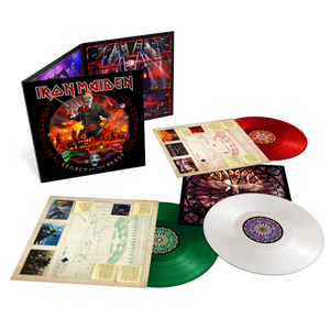 Nights of the Dead [Colour 3LP + Deluxe CD + T-Shirt]