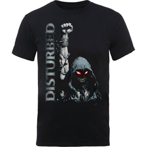 Disturbed Unisex Tee: Up Yer Military