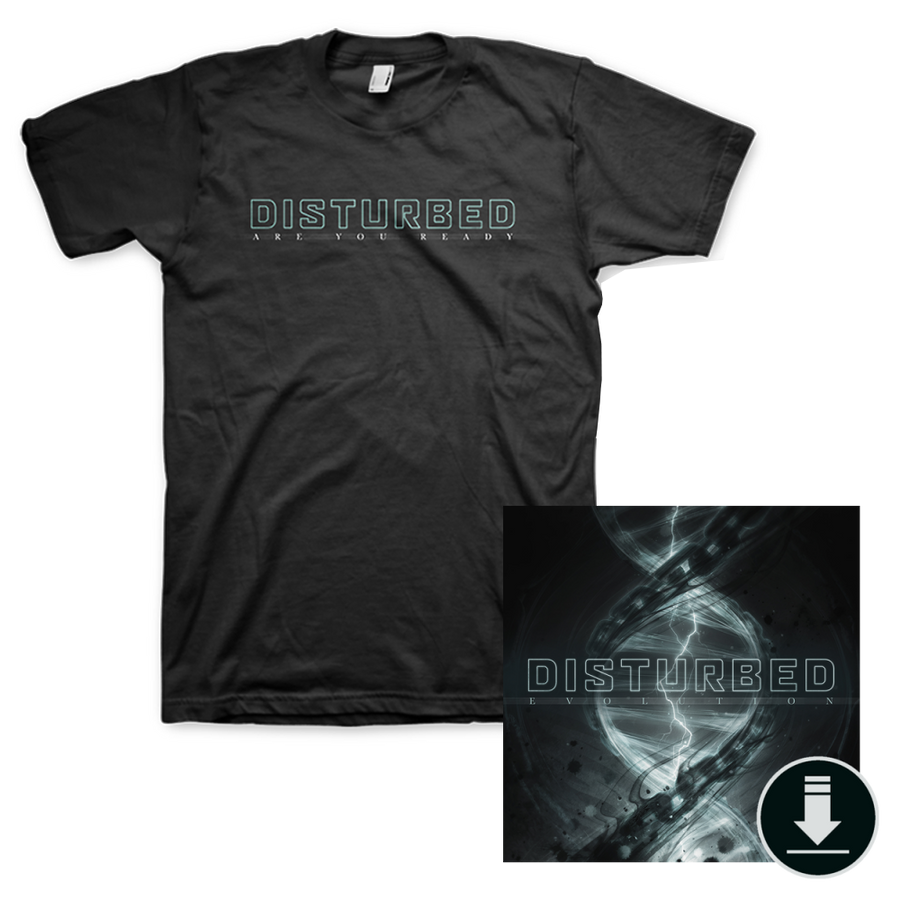 Evolution There First T-shirt Bundle