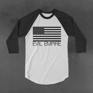 Evil Empire Flag Raglan