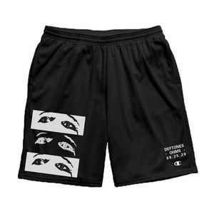 Eyes Repeat Basketball Shorts