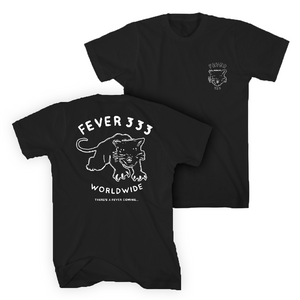 Black Cat Fever T-Shirt