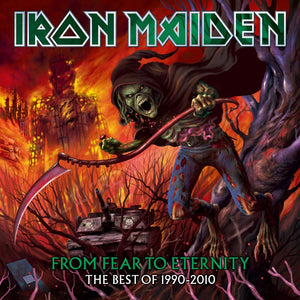 From Fear To Eternity: The Best of 1990-2010 (2CD)