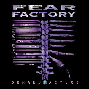 Demanufacture (Blue/White/Black 3LP)