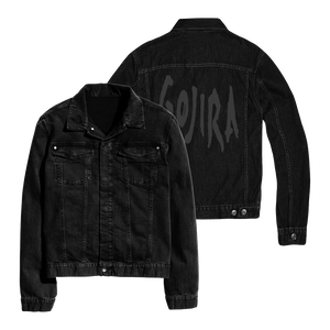 Logo Denim Jacket