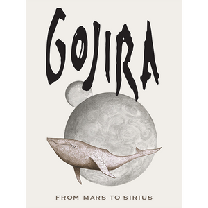 From Mars To Sirius Poster