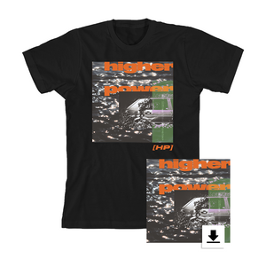 27 Miles Underwater Album + Tee (Black)