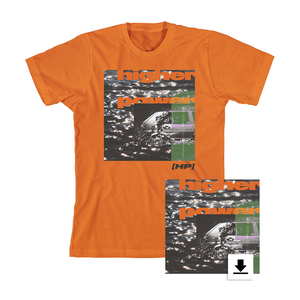 27 Miles Underwater (Album + Tee (Orange)