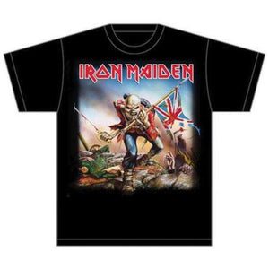 Iron Maiden Unisex Tee: Trooper