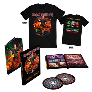 Nights of the Dead [Deluxe CD + T-Shirt]