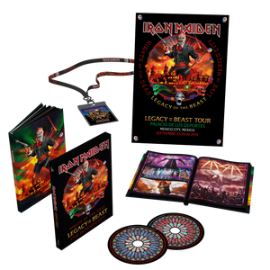Nights of the Dead [Deluxe CD + Poster + Lanyard]