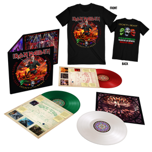 Nights of the Dead [Colour 3LP + T-Shirt]