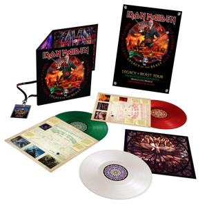 Nights of the Dead [Colour 3LP + Poster + Lanyard]