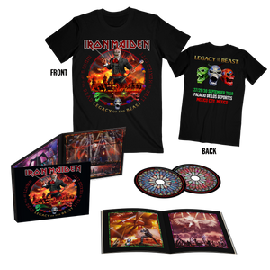 Nights of the Dead [CD + T-Shirt]