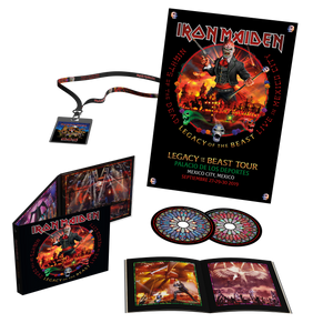 Nights of the Dead [CD + Poster + Lanyard]
