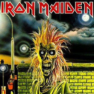 Iron Maiden (CD)