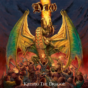Killing The Dragon (CD)