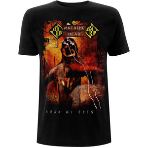 Machine Head Unisex Tee: Burn My Eyes